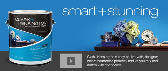 Best paint for Satin finish - Consumer Reports 2013 Clark+Kensington