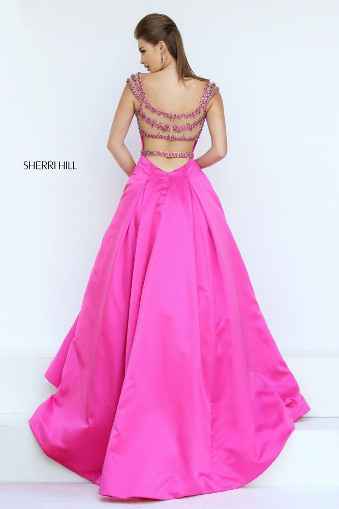 You have been sent a photo from Sherri Hill\'s Prom dresses 2016 ...
