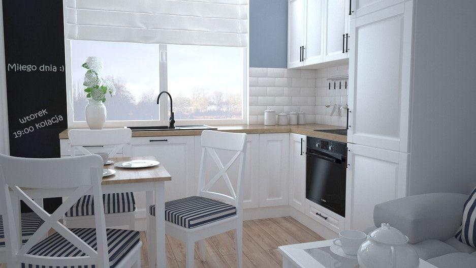 Zamiana Duzej Kuchni Na Maly Salon Z Aneksem Kuchennym Nie Jest Latwym Zadaniem Zobacz Jakie Triki Pozwola Ci Stworzyc Funkcjonalna I S Home Decor Home Decor