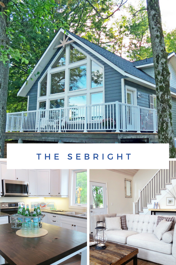 The Sebright Home Package Is A Compact Design Perfect For Year Round Living Or A Cottage Retreat W Small Cottage Plans Cottage House Plans Small Cottage Homes