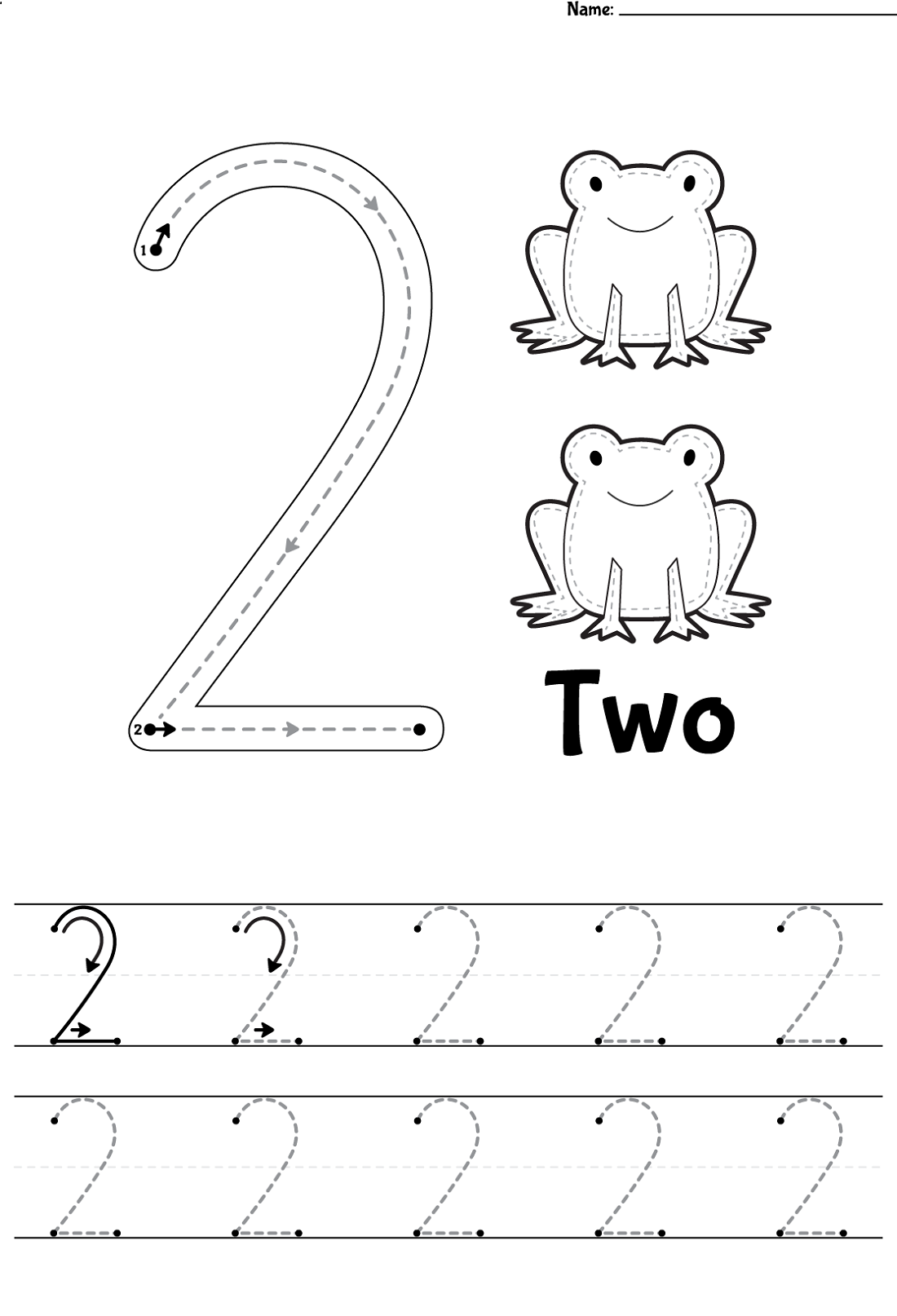 Free Printable Worksheets For 3 Year Olds In