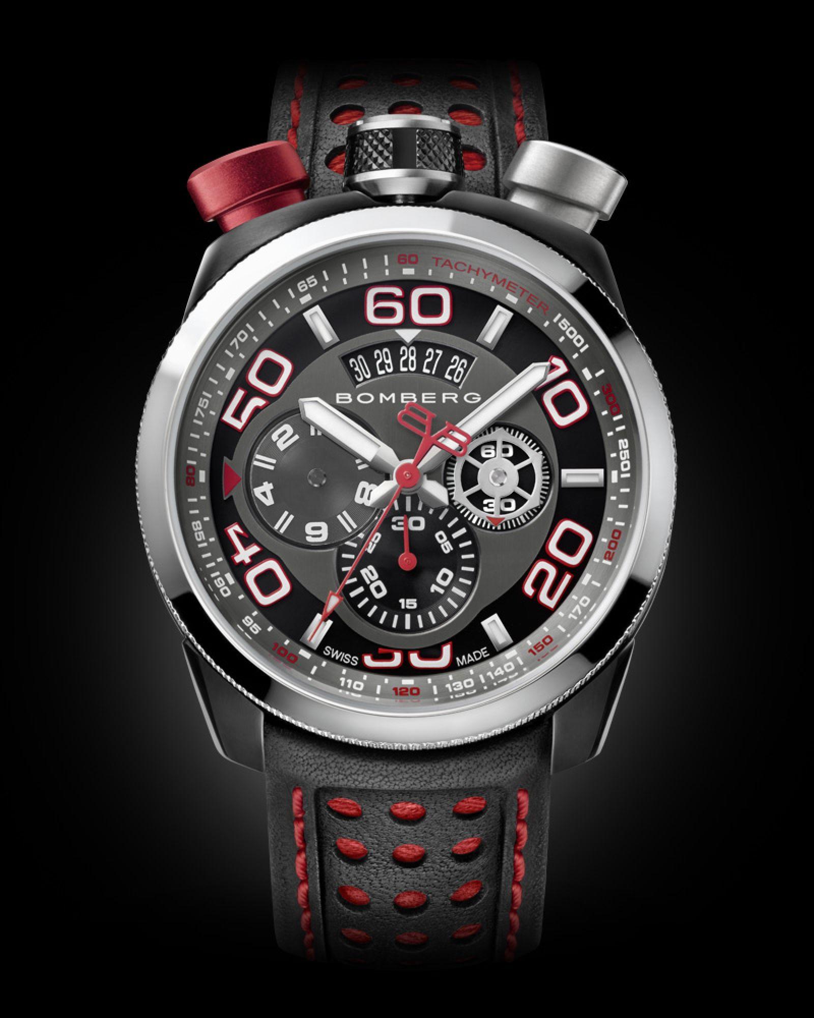 Bomberg BOLT-68 - BS45CHSP.011.3 Reloj Tiempo ec0bf8f9282a