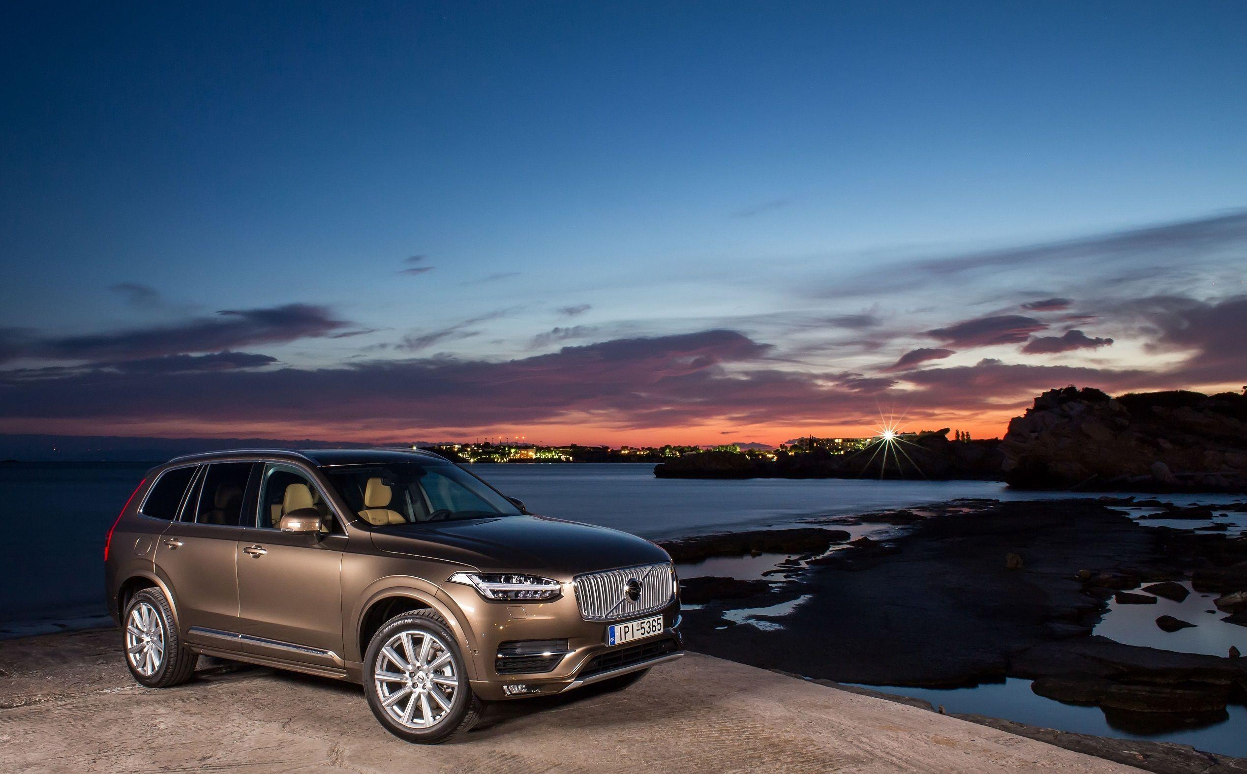 Κορυφαία επίδοση για το Νέο Volvo XC90 στις δοκιμές του