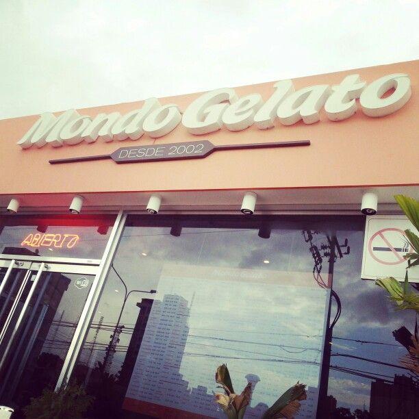 Mondo Gelato Maracaibo 1 Pinterest Gelato