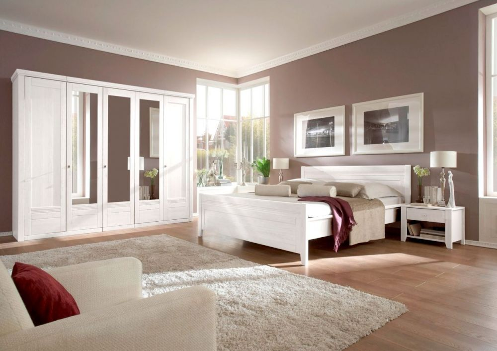 scala komplett schlafzimmer kiefer weiss 5 trg. Black Bedroom Furniture Sets. Home Design Ideas