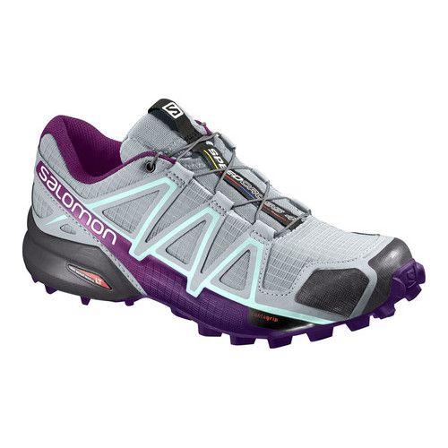 Salomon Speedcross 5 Trail Running Shoes Womens
