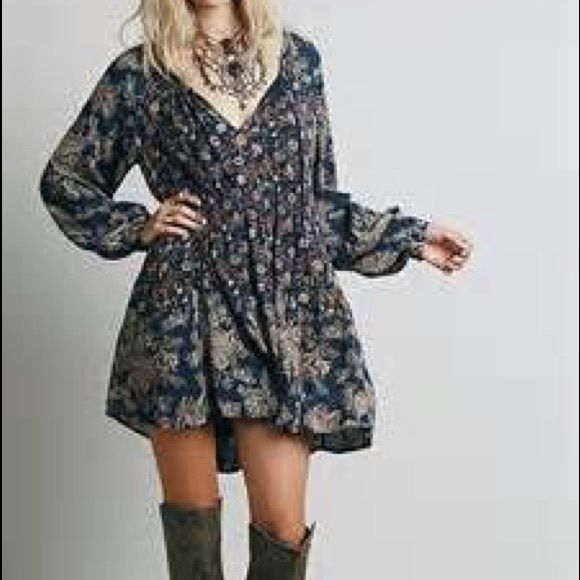 Free people Lucky Lucy dress Free people Lucky Lucy dress - xs Free People Dresses