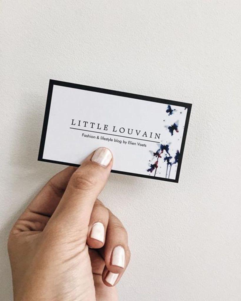 Elegant Gold and Blue Lotus Flower Business Card | Blue lotus flower ...