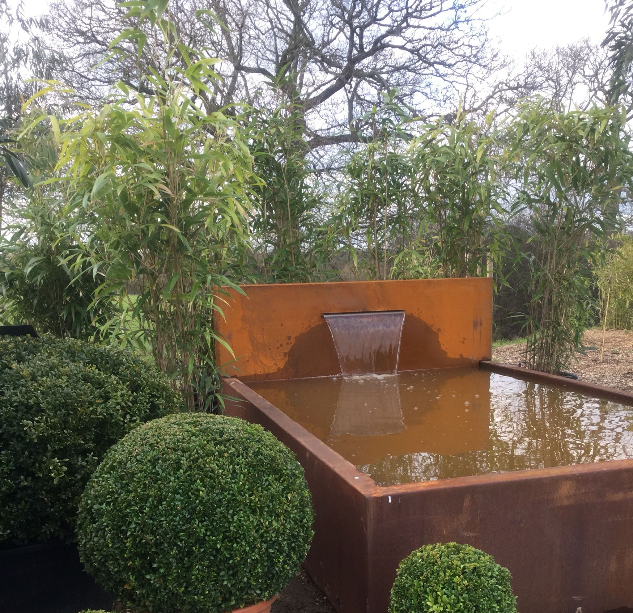 How To Install Corten Steel Retaining Wall Steel Retaining Wall Retaining Wall Retaining Wall Cost
