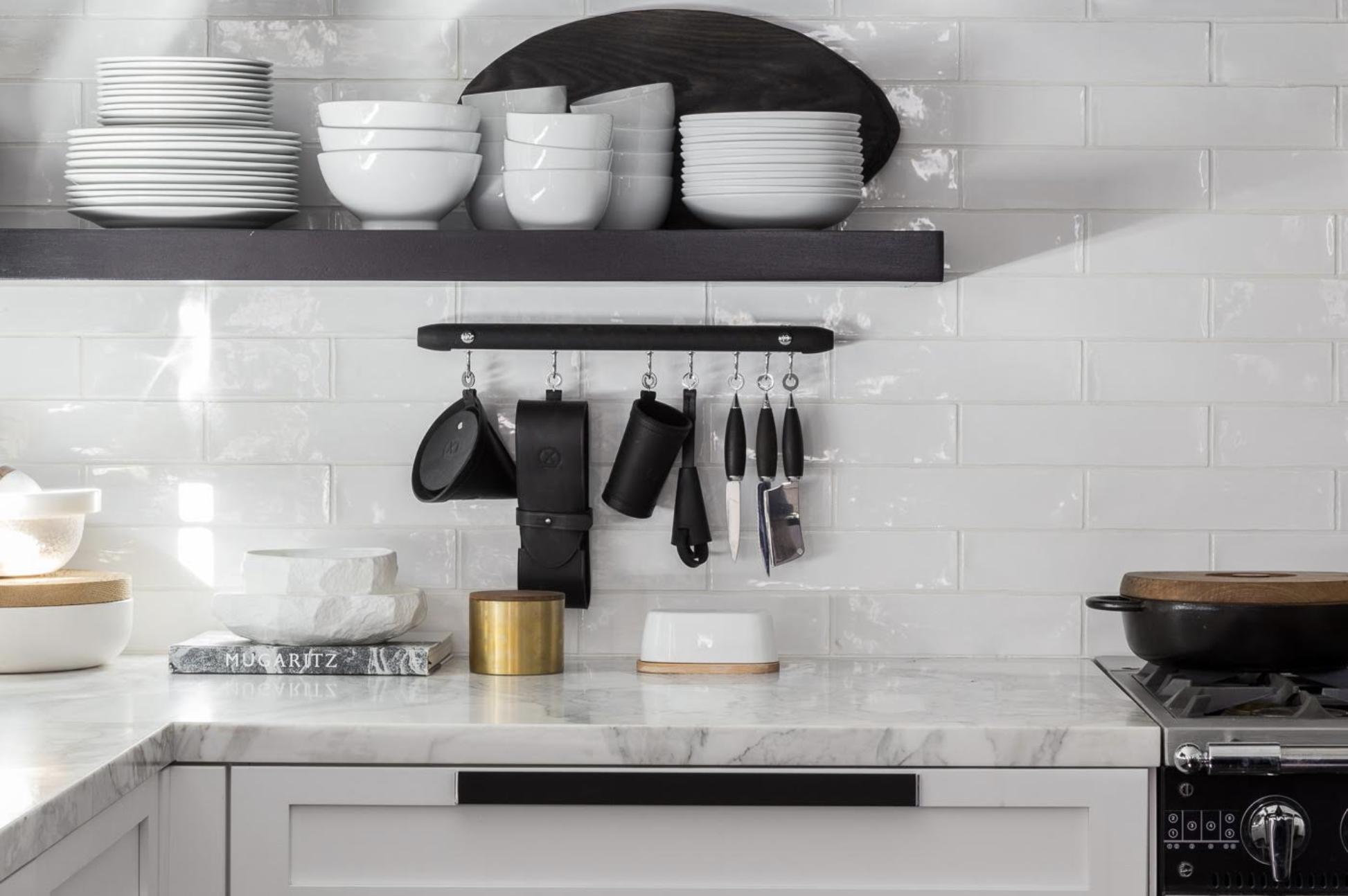 Kitchen Accessories Style Tile Surface Art Home Decor
