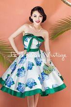FRETE GRÁTIS Le Palais edição limitada Do Vintage retro elegante arco envolto peito vestido de cor da flor puxar(China (Mainland))