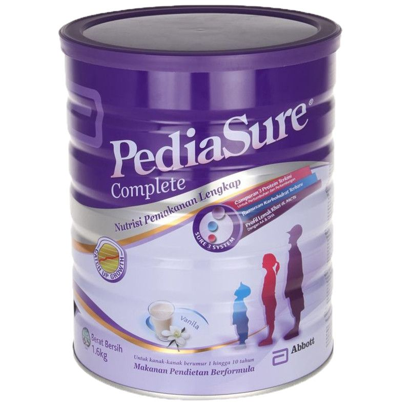 Pediasure Baby Milk Powder 1 6kg Malaysia Pediasure Milk Powder