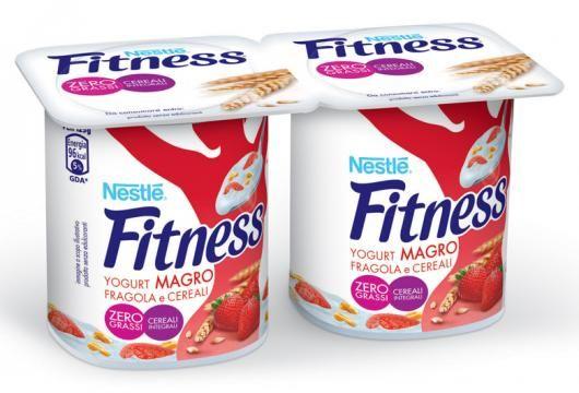 Nestle Fitness Yogurt Yogurt Packaging Yogurt Yogurt Milk