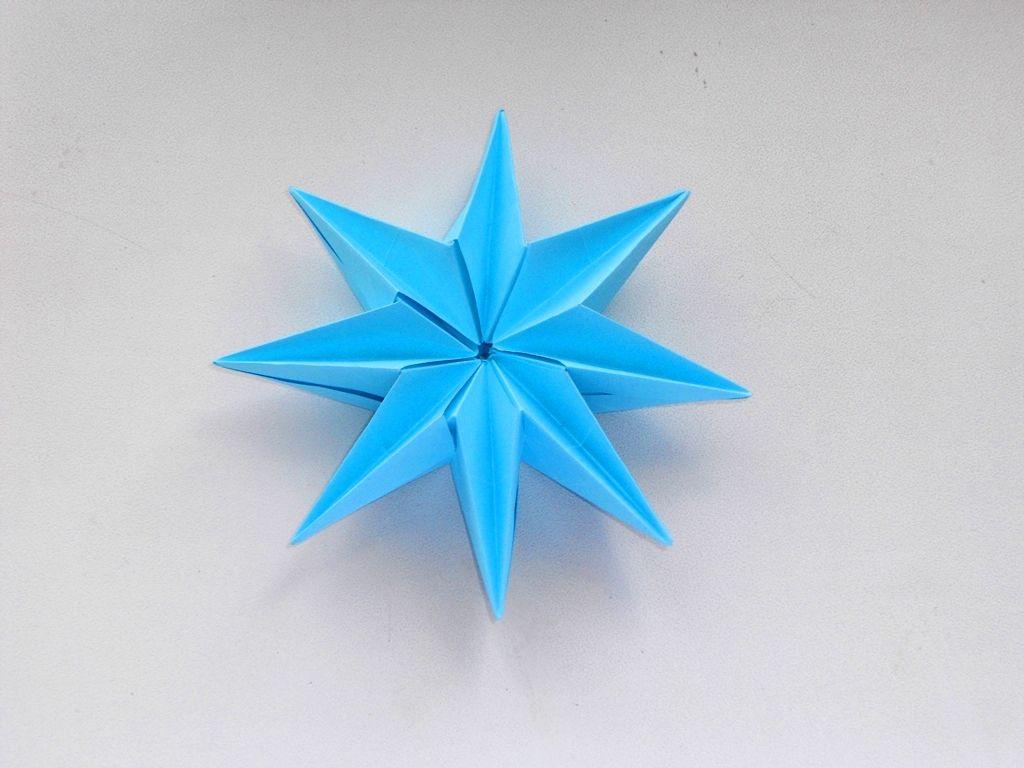 Из бумаги своими руками объемные звезды из бумаги своими руками схемы шаблоны фото 546