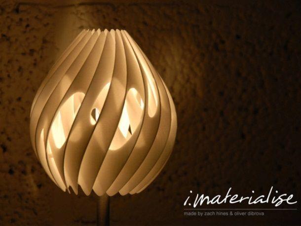 Vova lamp by H+D Studio #3Dprinting