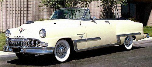 1953 Chrysler Imperial Custom | The Vault Classic Cars