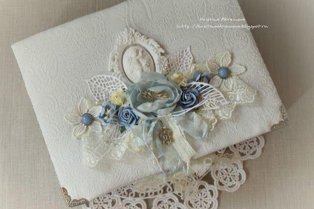 Мастерская Кристины Абрамовой: Коробка для свадебных фото или привет из отпуска)