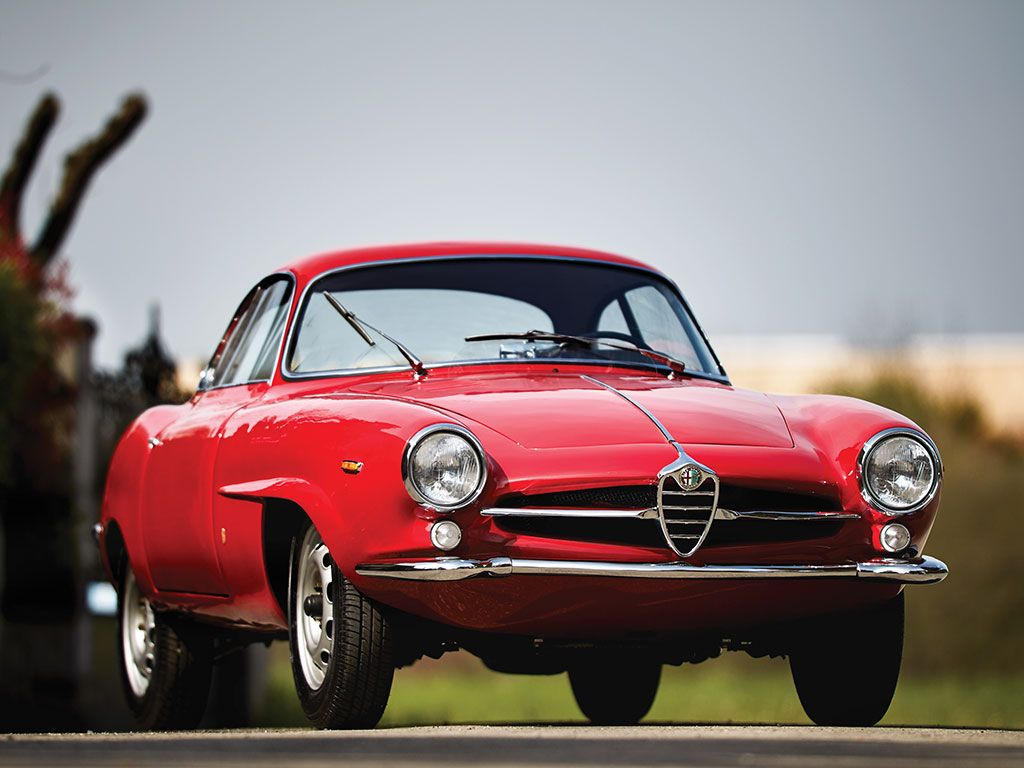 1963 Alfa Romeo Giulia 1600 Sprint Speciale By Bertone Automobil