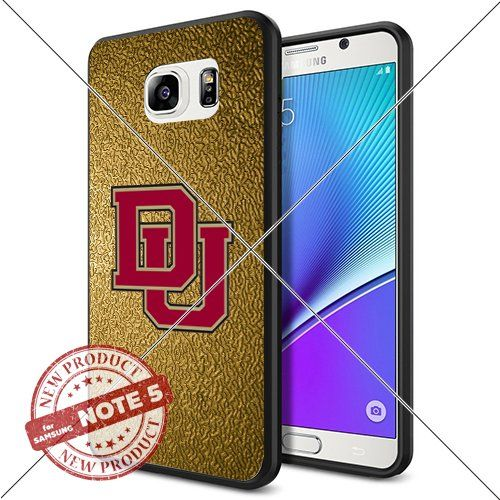 NEW Denver Pioneers Logo NCAA #1102 Samsung Note5 Black Case Smartphone Case Cover Collector TPU Rubber original by WADE CASE [Gold] WADE CASE http://www.amazon.com/dp/B017KVKMZY/ref=cm_sw_r_pi_dp_dThzwb1ASD7ZF