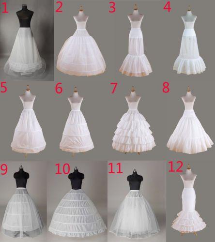 enaguas enagua nupcial enagua de la boda hoopless miriñaque vestido
