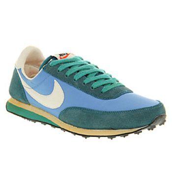 Nike Elite Vintage   Nike shoes outfits, Nike shoes blue ...