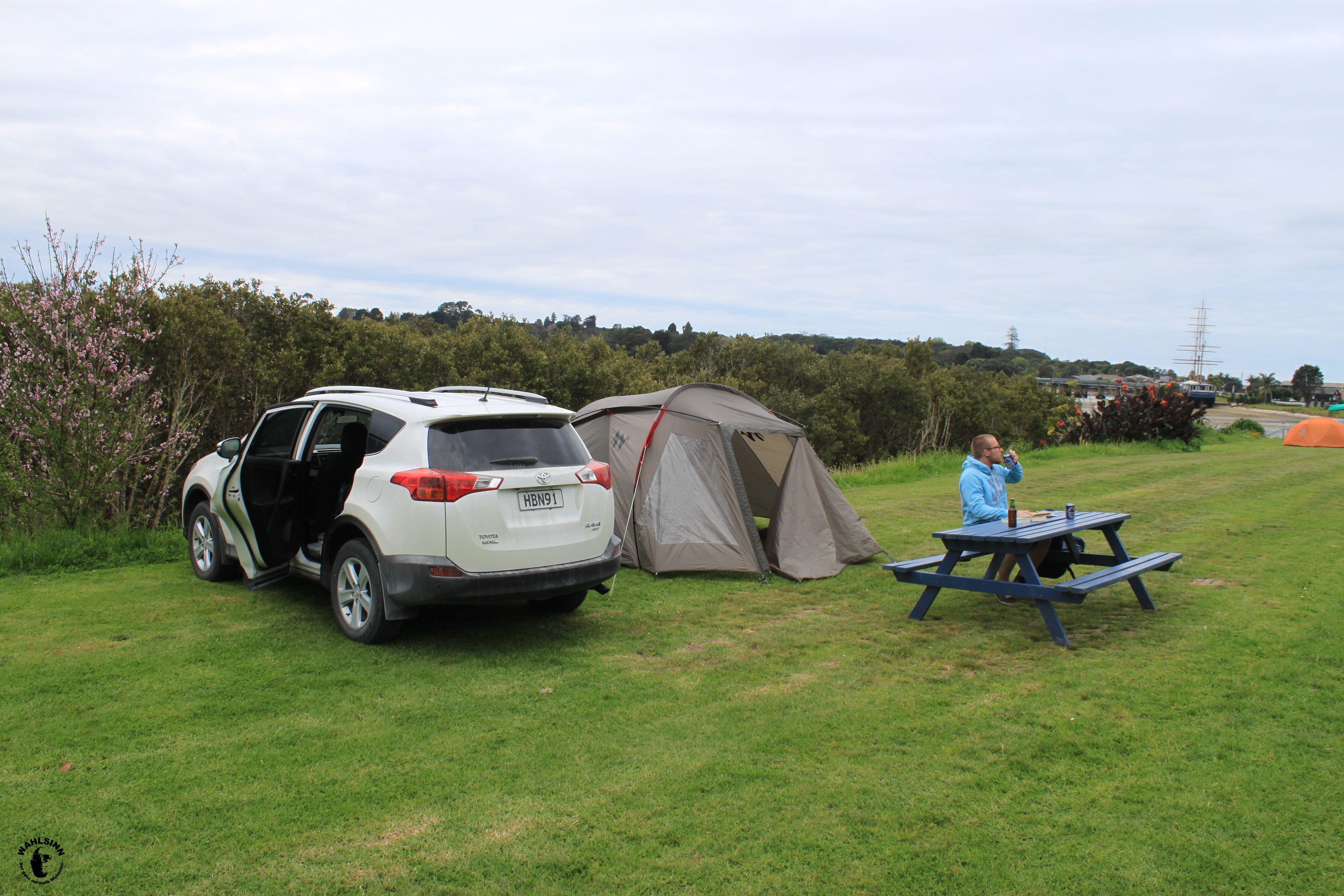Waitangi Holiday Park (Neuseeland)