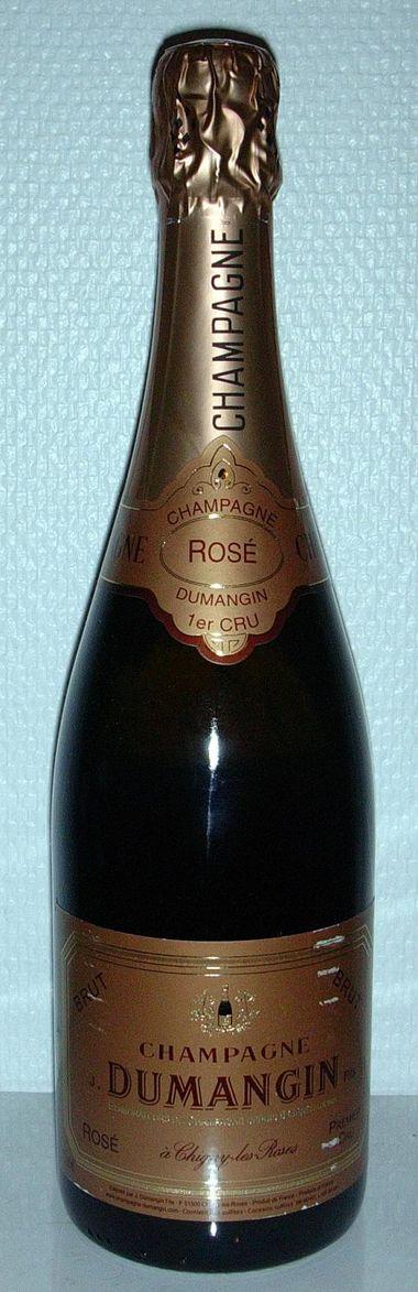 Champagne Dumangin Rosè Brut