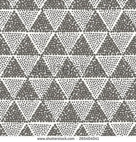 Hand Drawn Seamless Patterns 스톡 사진, 이미지 및 사진 | Shutterstock