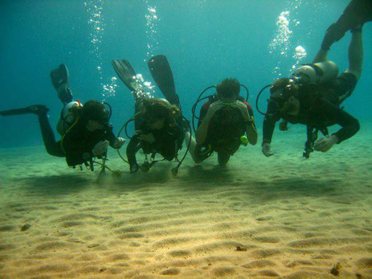 Learn To Scuba Dive In Thailand - Diving