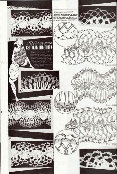 Plug knitting. Collection of patterns 2 .. Discussion on ...