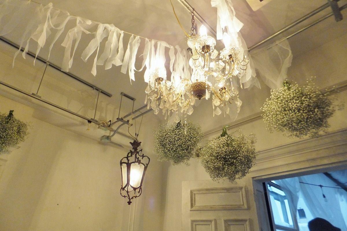 Choole Hanaya Fukutaro Wedding 空間装飾 装飾 結婚式 装花