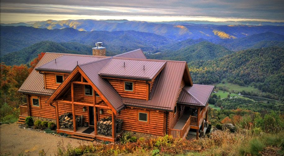 Blue Ridge Mountains Cabins and Vacation Rentals in NC, SC, VA, WV
