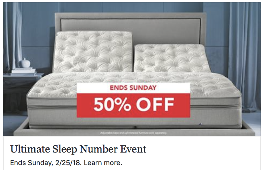 Don T Miss Amazing Savings At Sleepnumber On The Best Bed For