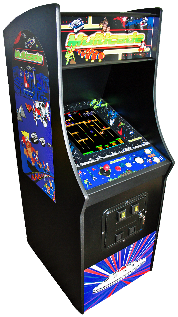 Ms Pacman Cabinet Retro Ms Pacman Galaga Pac Man 60 Classic 80s Arcade Game Machine