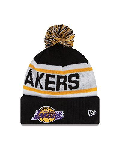 low priced c4111 013fa Los Angeles Lakers Beanie