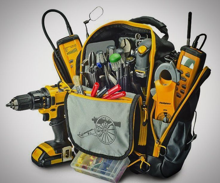 What Is The Best Hvac Tool Bag On The Market In 2017 That S What We Will Delve In To Today Whether You Re An Hvac Techn Hvac Tool Bags Hvac Tools Tool