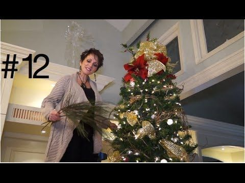 Interior Design Getting Ready For Christmas At Robeson Design Youtube Beautiful Christmas Decorations Christmas Decorations Beautiful Christmas