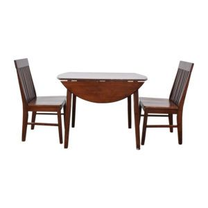 Dining Tables With Folding Sides