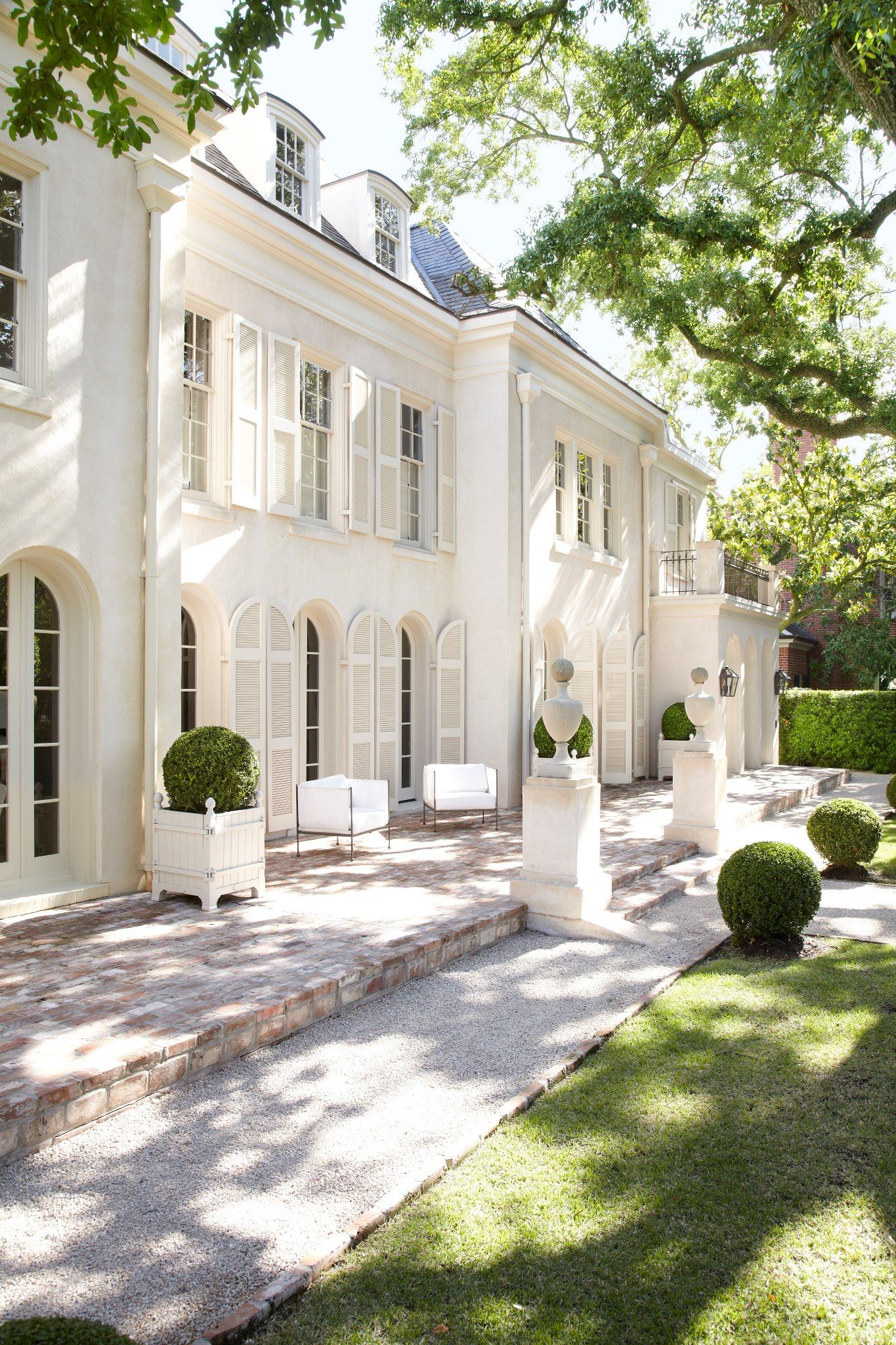 Whitehouse Fresh Beautiful Houses Exterior French Style Homes House Exterior