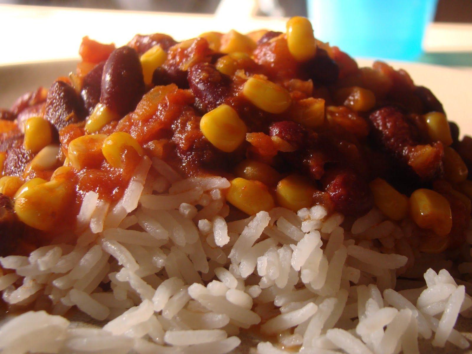 la cuisine végétarienne de Nomaga: Chili sans viande ...