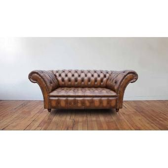 475fe814c511 Details about Chesterfield Balmoral 3 Seater Senso Fossil Grey ...