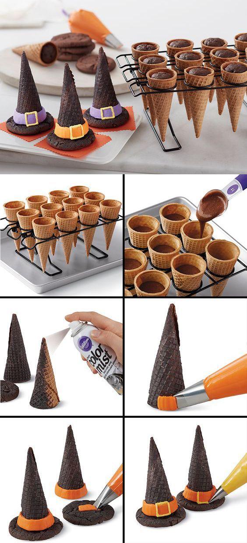 Easy Halloween Treats and Snacks