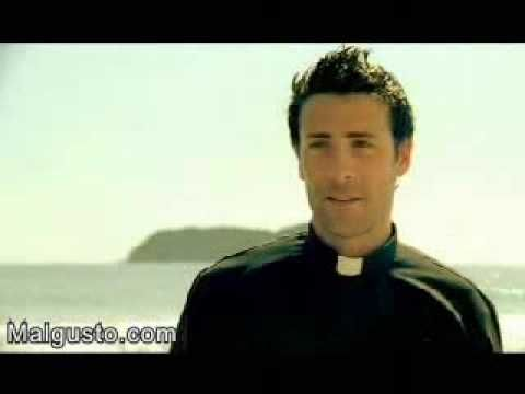 Deus Grego na Praia... Propaganda da Coca-Cola