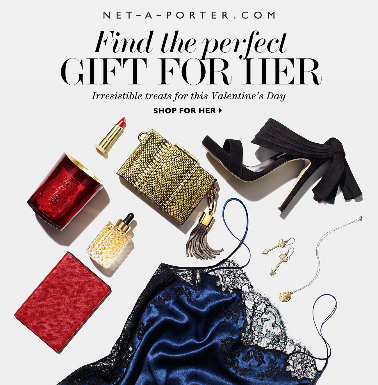 Net A Porter V Day Perfect Gift For Her Net A Porter