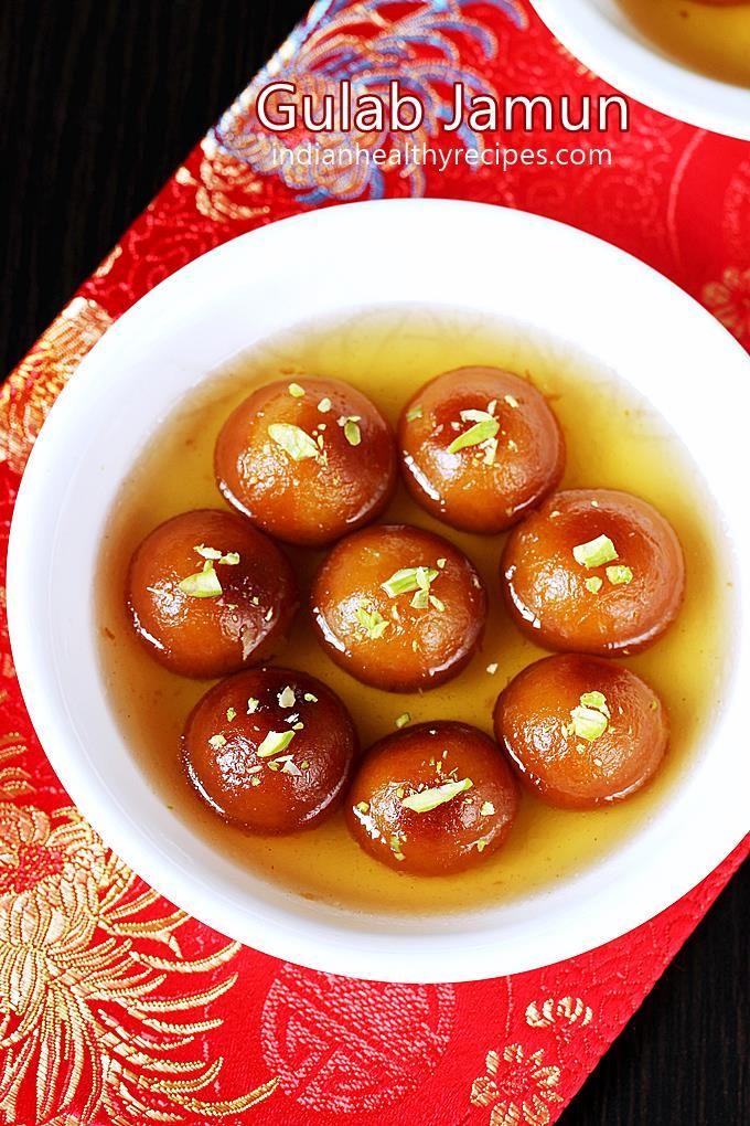 Gulab Jamun Recipe How To Make Gulab Jamun Recipe Recipe Jamun Recipe Gulab Jamun Recipe Indian Dessert Recipes