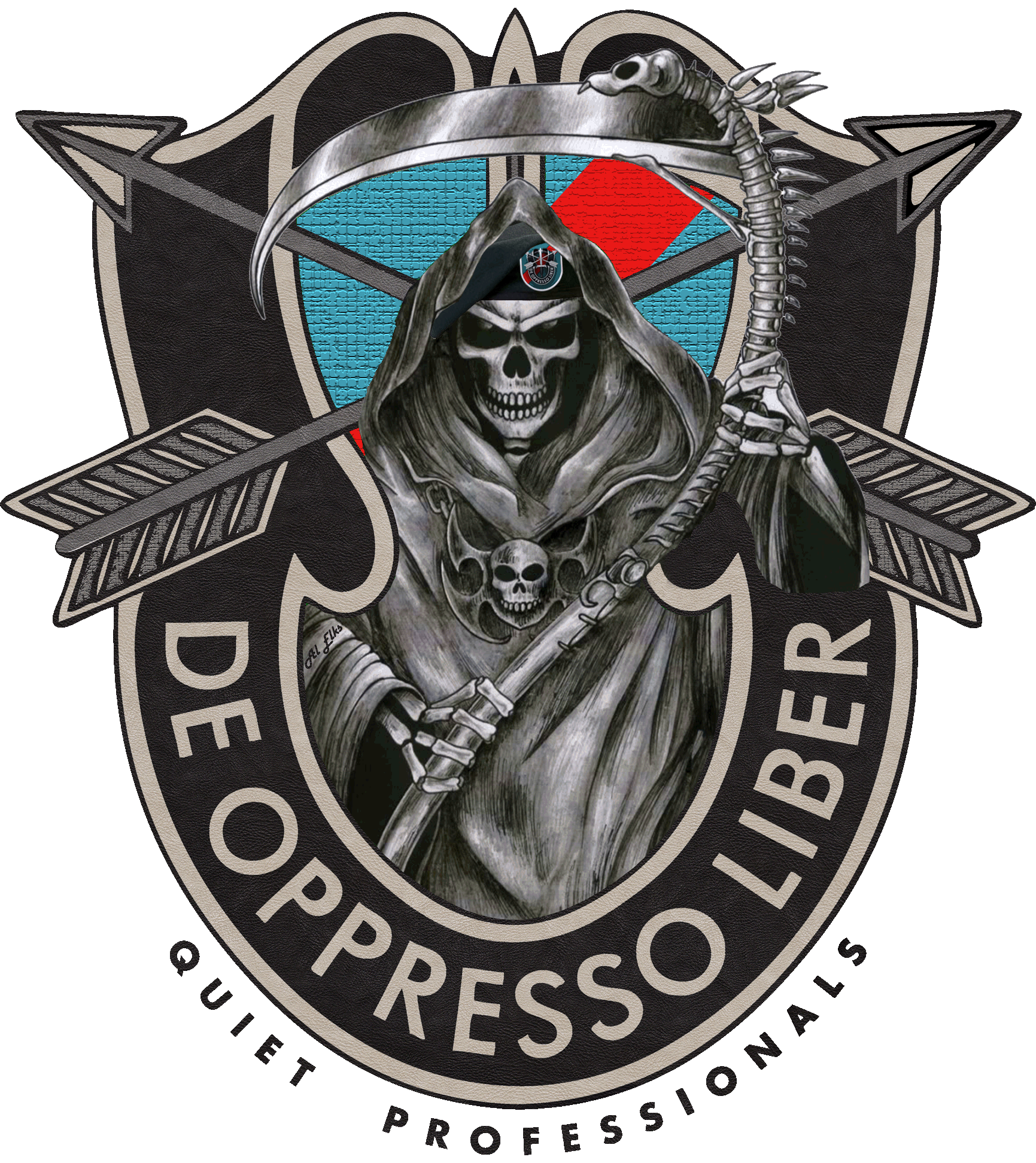 20th Special Forces Group Airborne Grit Growth Mental