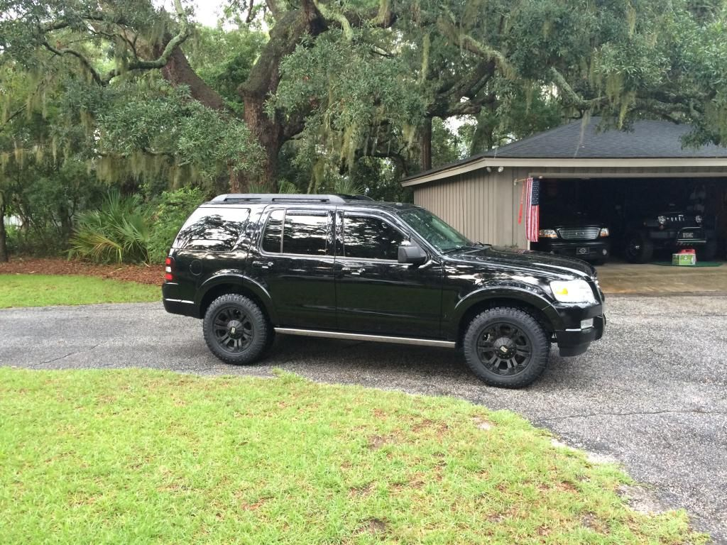 4th gen pictures page 45 ford explorer and ranger forums serious explorations