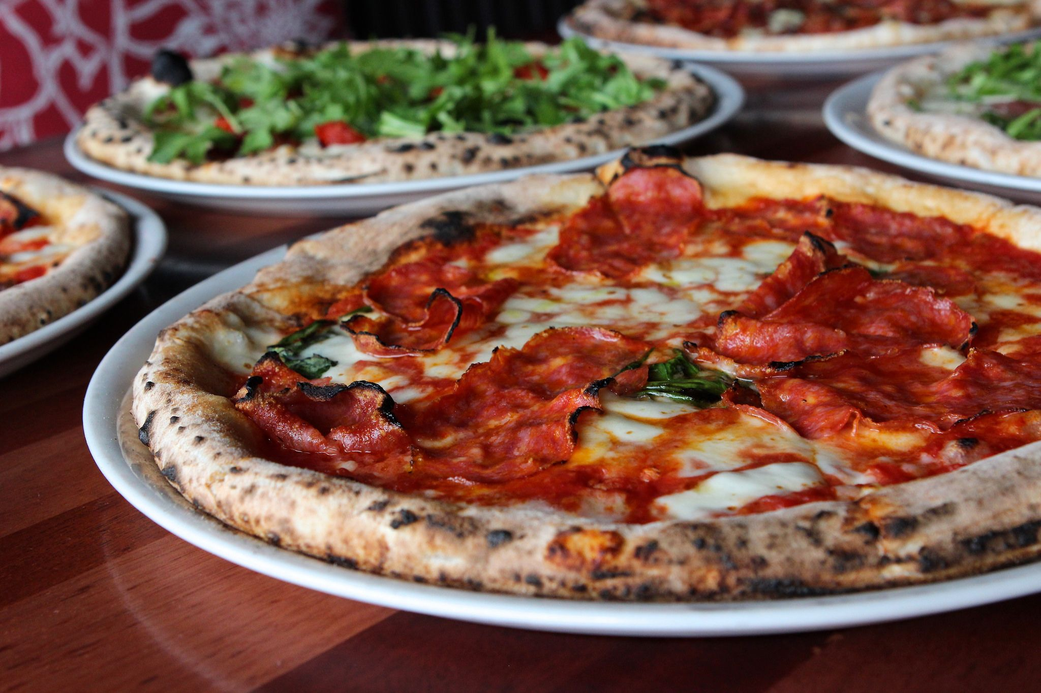 Cane Rosso This Restaurant Is Famous For Its Award Winning And Television Worthy Neapolitan Pizza Feat Authentic Italian Pizza Good Pizza Dallas Restaurants