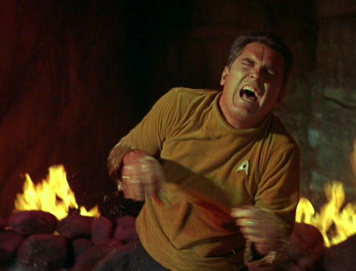 Star Trek. Pilot/Episode 1: The Cage. Captain Christopher Pike