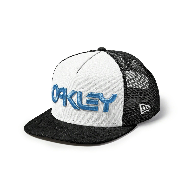 Oakley Factory Pilot Trucker Mesh Snapback Hat  6190303d3e